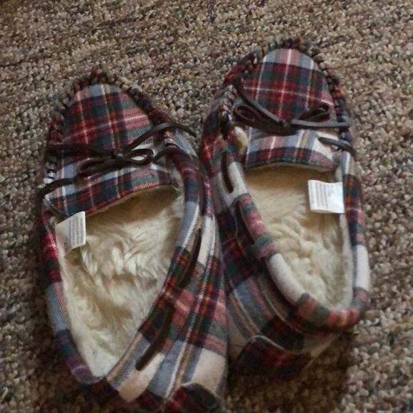 Sonoma Shoes   Plaid Moccasins   Poshmark